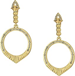 House of Harlow 1960 Luna Stone Earrings