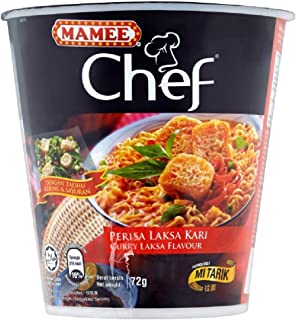 Best mamee chef curry laksa flavour Reviews