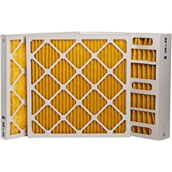 16x20x2 Thermastor Santa Fe MERV 11 65/% 4021475 Pleated Furnace Filter