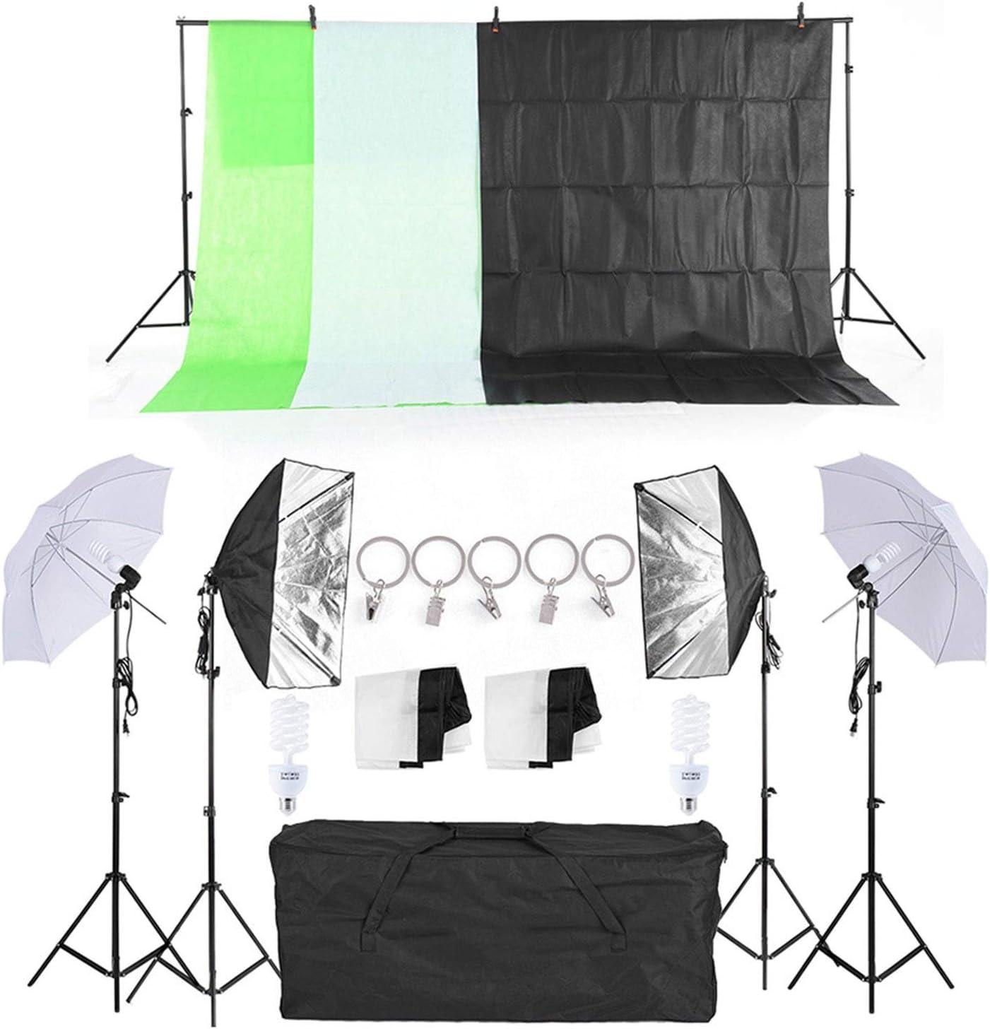 WODEJIA Photography Light Kit 33