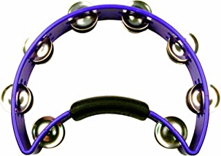 Rhythm Tech Tambourine, Purple, inch (RT1080)
