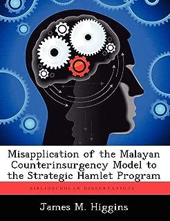 Misapplication of the Malayan Counterinsurgency Model to the Strategic Hamlet Program