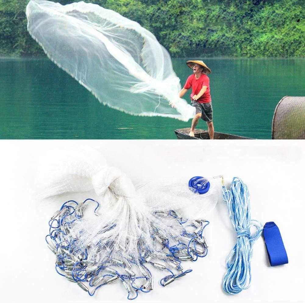 TBVECHI Fishing Net Nylon Gil 感謝価格 Monofilament 超歓迎された Nets Silk