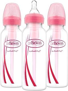 زجاجات ضيقة من دكتور براونز