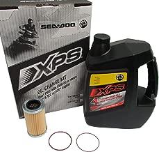 Sea-Doo XPS 4-Stroke Synthetic Blend Oil Change Kit - 1503 4-TEC P/N 295501157