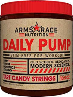 Arms Race Nutrition Daily Pump - Tart Candy Strings