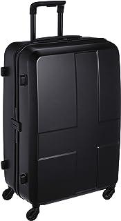 [イノベーター] スーツケース ハードキャリー ジッパー  70L   3.6kg   消音キャスター   ネームタグ付き   ポーチ付き   トートバッグ付き    保証付 70L 70cm 3.6kg INV63