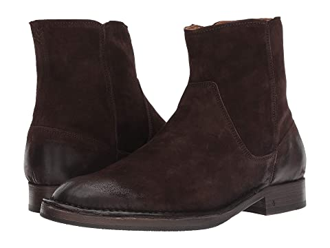 John Varvatos Collection Moccasin Zip Boot