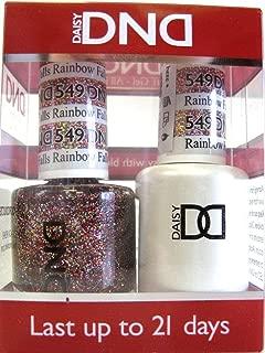 Daisy DND - Gelcolor and Matching Nail Polish color set (549 - Rainbow Falls)