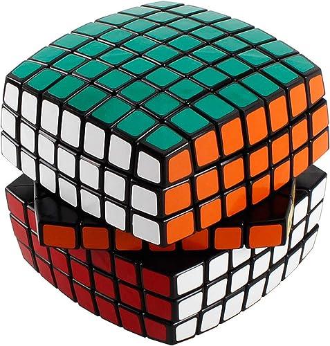 el mas reciente JJWBA Edición de Tapa Dura edición edición edición de la colección de la Competencia Profesional Rubik'S Cube de Siete ordens dedicada Juguetes para Rompecabezas para Niños Rubik'S Cube  alto descuento