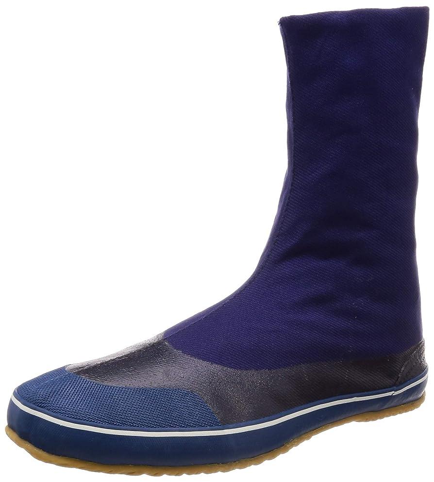 スキルホール鳥[ムーンスター] メンズ/レディース ワーク 大安吉日 セミロング 丈夫な地下足袋