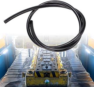 خرطوم هوائي من OKUHYU، مادة نقية للأنابيب الهوائية للمنزل (أسود، 5 متر)