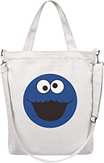 Elmo-Face- Women Stylish Handles Picnic Shoulder Messenger Bag
