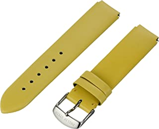 Philip Stein 1-LY 18mm Patent Leather Yellow Watch Strap