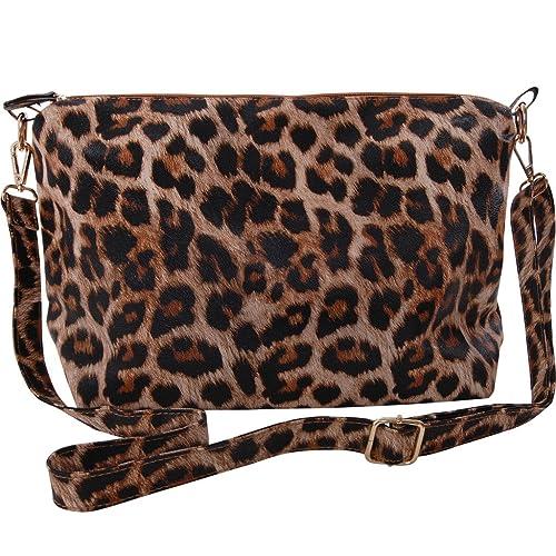 516726f9ac6c Humble Chic Crossbody Bag - Vegan Leather Satchel Messenger Hobo Handbag  Shoulder Purse
