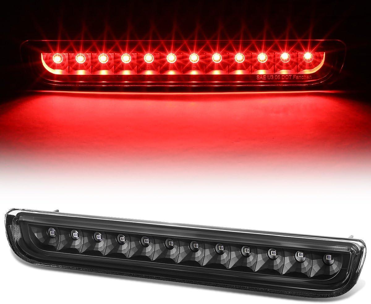 LED High Mount Black Housing 3rd Rear Sacramento Mall Third Tail 35% OFF Light Sto Brake