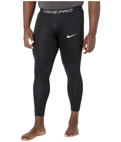Nike Big Tall Pro 3/4 Tights Men