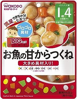 BIG 尺寸的谷物厨房 从鱼的甜食中提取物×6袋
