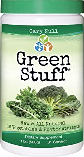 gary null green stuff powder