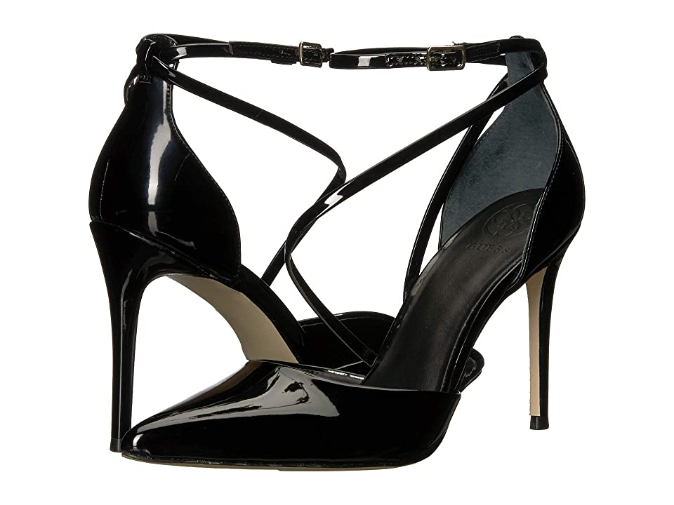 GUESS Bizzy (Black Synthetic) High Heels
