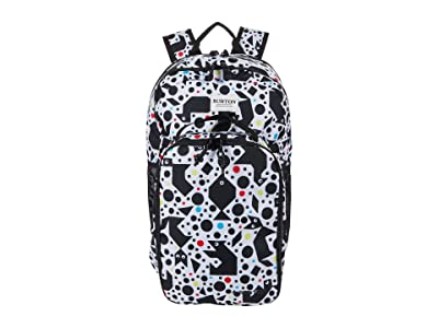 Burton Kids Lunch-N-Pack 35L Backpack (Little Kids/Big Kids) (Tangranimals Print) Backpack Bags