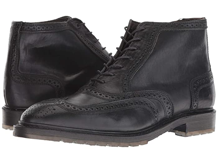 Allen Edmonds  Stirling (Black Dublin) Mens Lace-up Boots