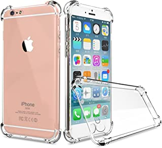 CELLBELL Anti Shock Back Cover for Apple iPhone 6 6s