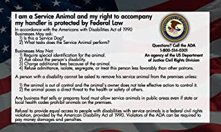 Best service dog law cards Reviews