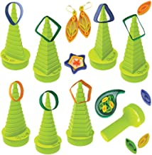 Quill On-Ultimate Border Buddy- Green- Quilling Borders Made Easy