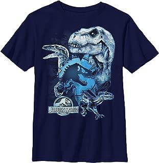 Jurassic World: Fallen Kingdom Boys' Fallen Kingdom Dinosaur Frost T-Shirt