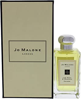Jo Malone Lime Basil Mandarin by Jo Malone for Unisex - 3.4 oz Cologne Spray ( Pack May Vary )