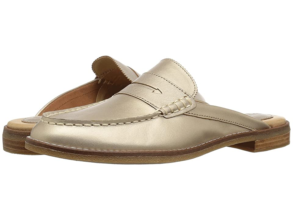 Sperry Seaport Fina Mule (Champagne) Women