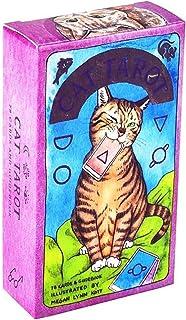 タロットカード タロットカードゲーム トランプゲーム 作品のおかしい占いおもちゃ イギリスボードゲーム カードカードゲームプレイカード面白い割れ目おもちゃ,X