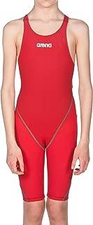 Powerskin ST 2.0 Girl's Open Back Youth Racing Swimsuit