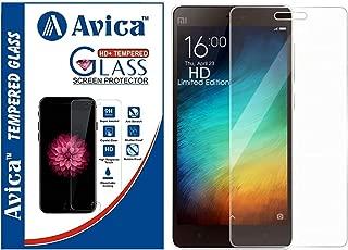 AVICA® 2.5D HD Proper Camera and Sensor Cut Tempered Glass Screen Protector for Xiaomi Mi4i / Mi 4i