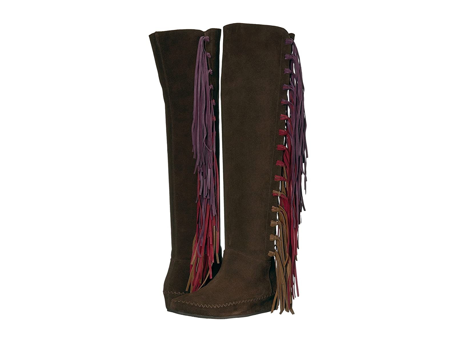 Etro Tall Fringe BootCheap and distinctive eye-catching shoes