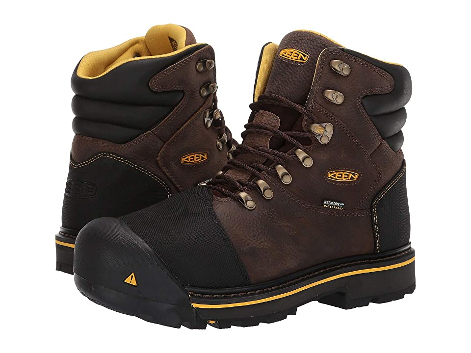 Keen Utility Fort Mac Waterproof (Slate Black) Men