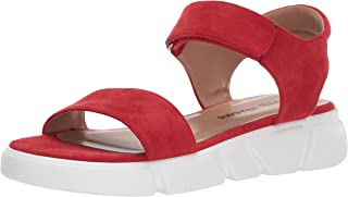 Dirty Laundry by Chinese Laundry Women's ASHVILLE Sandal, RED SUEDE, 10 M US
