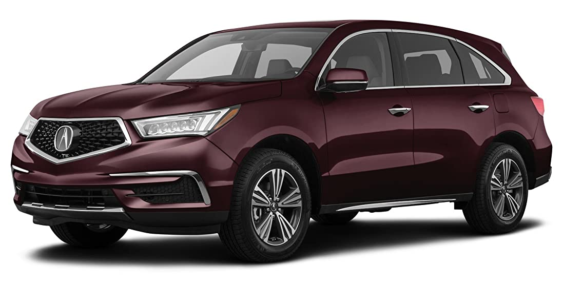 Amazoncom Acura MDX Reviews Images And Specs Vehicles - 2018 acura mdx wheels