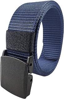 Bodhi2000 Unisex Stile Militare Casual Esercito Esterno Tattico Cintura Fibbia