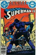 Superman (1st Series) Annual #9 VF/NM ; DC comic book