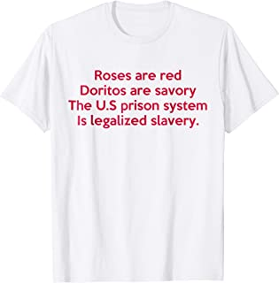 Roses Are Red Doritos Are Savory The US T Shirt