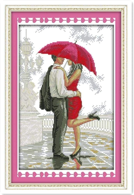 BaiJaC Needlepoint Sewing kit Tapestry Regular dealer Romantic Set Ranking TOP10 Embroidery W