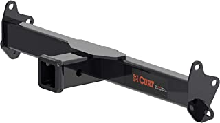 CURT 31086 Front Hitch with 2-Inch Receiver, Fits Select Jeep Wrangler