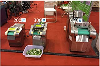 TX® Automatic Vegetable Cutting Machine for Pickles Celery Leek Cabbage Cucumber Millet Pepper Onion Agaric with One Blade...