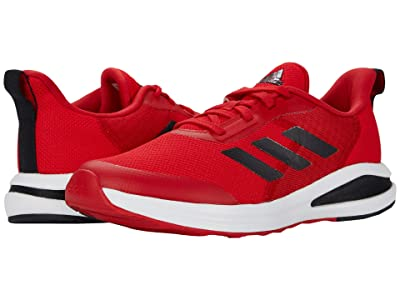adidas Kids FortaRun (Little Kid/Big Kid) (Scarlet Red/Core Black/Footwear White) Boys Shoes