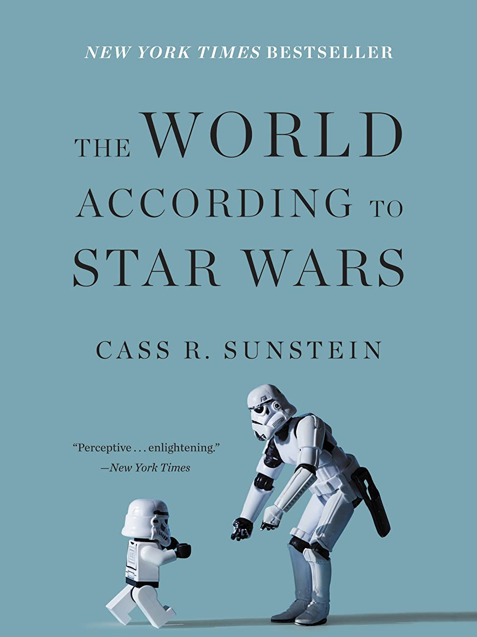 スケートロックリークThe World According to Star Wars (English Edition)