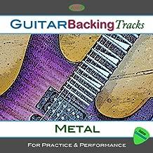 Guitar Backing Tracks - Metal