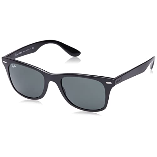 6cf846a8ab Ray-Ban Men s Nylon Man Non-Polarized Iridium Square Sunglasses