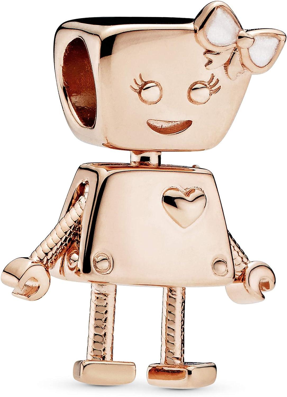Pandora Jewelry Bella Bot Pandora Rose Charm